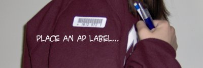 Place an AP Label...